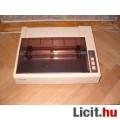 Eladó olcsó nyomtatás, mátrix nyomtató + papír + új festékszalag