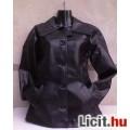 Eladó *FISHBONE Fekete műbőr kabát M-es