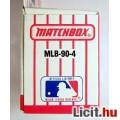 Matchbox MLB-90-4 (MB38) Ritka (1990) Chicago White Sox Bontatlan 4kép