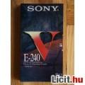 "Eladó Videókazetta VHS Sony E-240 ""V"""
