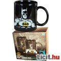 Eladó DC Comics - Batman hivatalos bögre h?re-változó mintával, díszcsomagolásban - Officially Licensed Mu