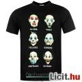 Eladó eredeti Batman - Joker póló - felnőtt S méret - hivatalos Dartk Knight - Joker gonosz bohócok póló s