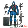 Eladó GI Joe figura - Cobra Commander V15 figura saját géppisztollyal, felszereléssel és talppal - Hasbro