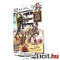 Halo - UNSC Marine katona és gépfegyveres lőállás Mega Bloks minifigura többfegyveres Weapons Pack k
