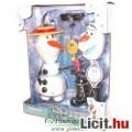 Eladó Frozen / Jégvarázs figura - 25cmes Olaf hóember játék figura cserélhető kiegészítőkkel és alkatrésze