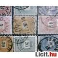 Eladó 1 000 - 1200 db magyar klasszikus bélyeg