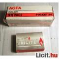 Eladó AGFA Film (XR200i) Bontatlan Relikvia Gyűjteménybe kb.1989 Ritka (3kép