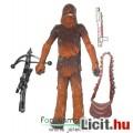 Eladó Star Wars figura - Chewbacca figura kétféle puskával és ráadható táskával, extra-mozgatható végtagok