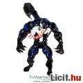 Eladó 16cm-es Pókember figura - Venom figura Marvel Legends fekete-kék skorpió farkú Venom / Méreg figura,