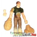 Eladó 9cm-es Homokember / Sandman Pókember ellenség figura - cserélhető kezekkel, csom. nélkül