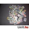 Eladó Vonatos bélyegek kb  150 db