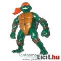 Eladó Tini Ninja Retro figura - Michelangelo 12cm-es Teknős figura öv nélkül a 2000-es évekből - TMNT Nind