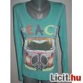 Eladó EZabaione márkájú Peace feliratú női felső,méret:40