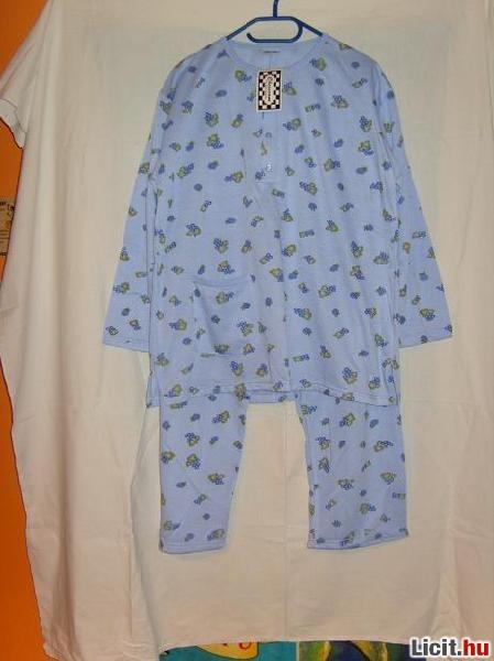Licit.hu XL női pizsama ÚJ hosszú ujjú 27f47d3aa0