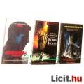 Eladó Használt könyv - 3db mozi regény - Godzilla, Mission Impossible, Robin Hood, - régi regény