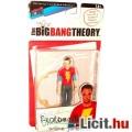 Agymenők / Big Bang Theory figura - 10cmes Sheldon Cooper figura 5 ponton mozgatható retro stílusú k