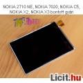 Eladó Bontott LCD kijelző: Nokia X2, X3, C5, 7020, 2710NE