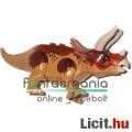 Eladó LEGO dínó mini figura - 8-10cmes Triceratops Jurassic World / Park Dinosaur dinoszaurusz minifigura