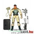 Eladó GI Joe figura - Frostbite V9 katona figura felszereléssel és talppal - Hasbro - csom. nélkül