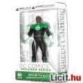 Eladó Igazság Ligája - 18cm-es Green Lantern John Steward Justice League szuperhős figura - DC Collectible