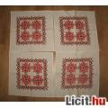Eladó 4db-os textilszalvéta