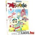 Eladó Külföldi képregény - Crayon Shin-chan 4. manga Yoshito Usui - régi használt retro képregény a 80-as