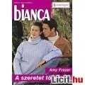 Eladó Amy Frazer A szeretet törvénye - Bianca 194.