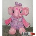 Eladó Tündéri pihe-puha csajos rózsaszín Rory és barátai elefánt lány 32 cm