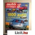 Eladó Autó Katalógus 1996/97 (6db állapot képpel :) igen jó állapotban