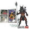 Eladó 18-21cm-es Predator figura - Clan Leader Predator figura levehető maszkkal és fegyverekkel - Ultimat