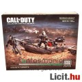Eladó 162 elemes Call of Duty Mega Bloks figura - 2db kommandós figura + csónak - Beach Assault 06816 - Me