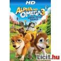 """Eladó """"Alfa és Omega 3.: A nagy farkas játékok"""" új dvd mesefilm"""
