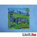 szalvéta - zebrák