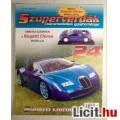 Eladó Szuperverdák 24.szám Bugatti Chiron (Autó nélkül) 4kép+Tartalom :)