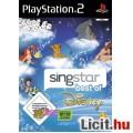 Eladó PlayStation2 játék, Singstar Disney, eyetoy game.