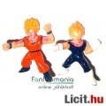 Eladó Retro Dragonball 3db Boolz Dragon Ball figura - Goku és Vegeta vörös arccal - petite / mini figurák