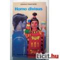 Eladó Homo Divisus / Még Egy Kicsit Élni (1988) két SciFi regény (5kép+tarta