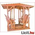 Eladó Lengő kosaras pavilon hinta (LUNA)