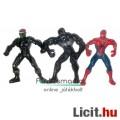 Eladó 3db Pókember mini figura - 6cm-es Venom, New Goblin, filmes Pókember, csom. nélkül