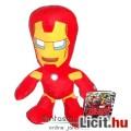 Eladó 22cmes Marvel Bosszúállók - Vasember / Iron Man plüss játék figura - Avengers szuperhős játék figura