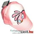 Angry Birds baseball sapka rózsaszín-fehér állítható pánttal