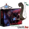 Eladó NECA Nightmare on Elm Street Deluxe óriás 30cm Féreg-Freddy Krueger, Dream Warriors TV-Freddy és Elm