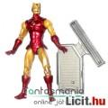 Eladó Classic Vasember 10cmes figura piros arany klasszikus / retro megjelenéssel, extra-mozgatható végtag