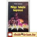 Eladó Négy Fekete Koporsó (Frank Cockney) 1989 (5kép+tartalom) Krimi