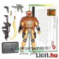 Eladó GI Joe figura - Swamp Rat levehető sisakos Cobra figura 100% komplett felszereléssel, filecardda