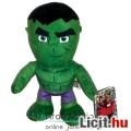 Eladó 22cmes Marvel Bosszúállók - Hulk plüss játék figura - Avengers szuperhős játék figura - Új