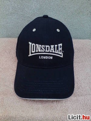 Licit.hu  LONSDALE London Sötétkék baseball sapka Az ingyenes ... 534f63eeb7