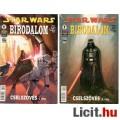 Eladó Magyar képregény - Star Wars 36. és 37. szám 2006-ból - Birodalom: Cselszövés / teljes Empire Vol1 B
