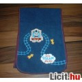 Thomas a gőzmozdony kék sál 110 cm x 18 cm