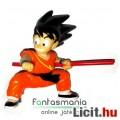 Eladó Dragon Ball / Dragonball figura - 8cm-es gyerek Goku / Songoku DB1 anime figura, csom. nélkül